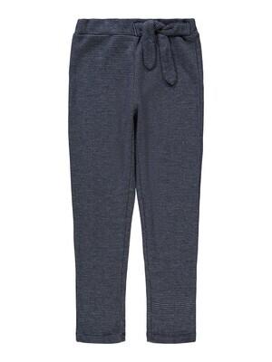 KIDS Geklede joggingbroek - KARIS - donkerblauw