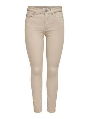 Skinny jeans - LARA LIFE - beige