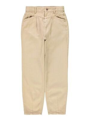 KIDS Mom jeans - ROSE - beige