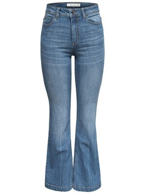 Flared jeans - FLORA LIFE - medium blue