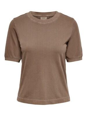 T-shirt - DARLING LIFE - bruin