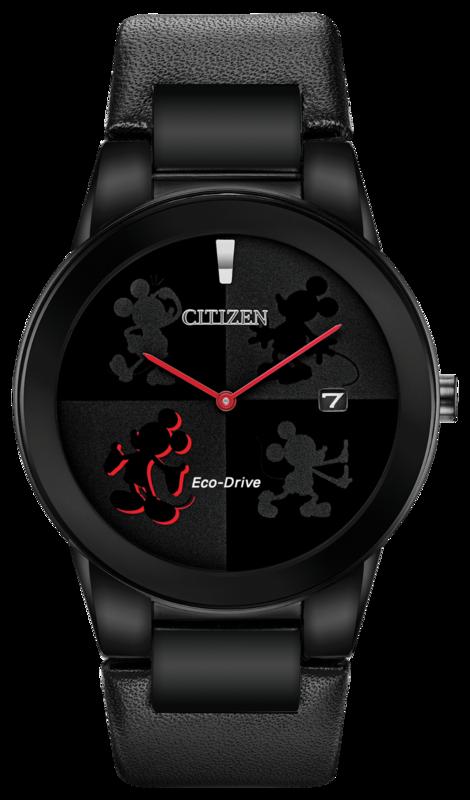Citizen Disney Mickey Mouse watch