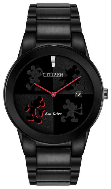 Mickey Mouse watch by Citizen,