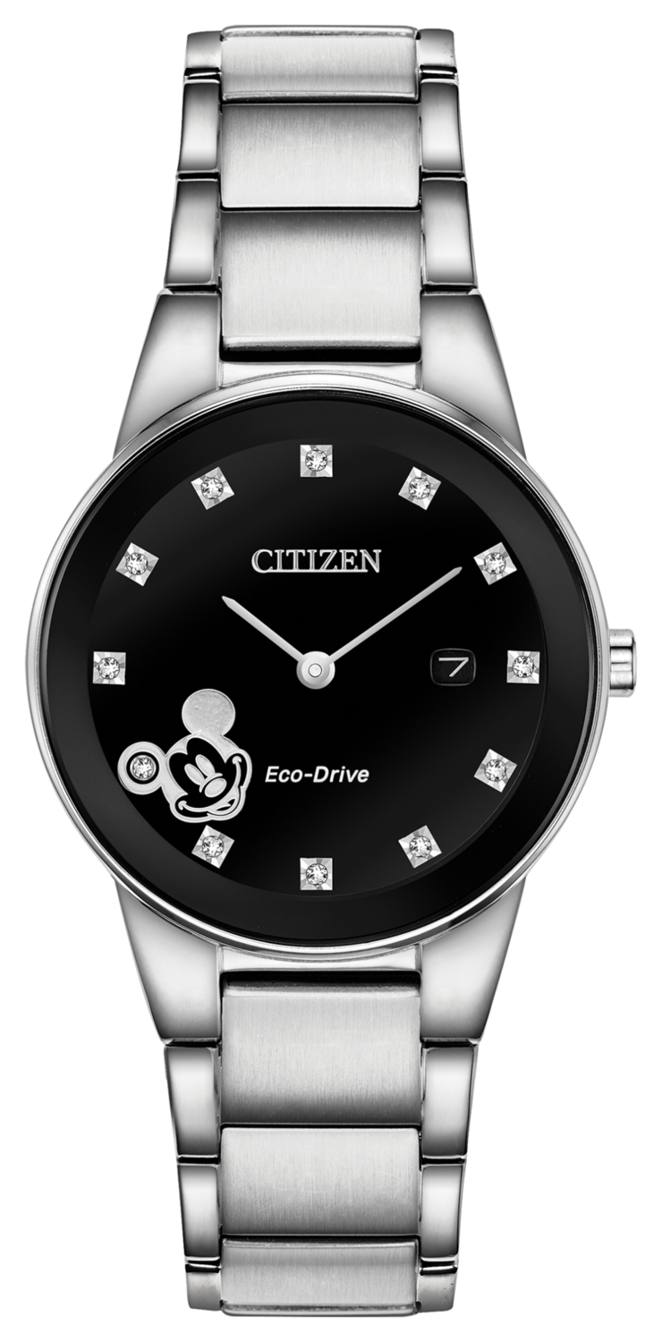 Ladies' Mickey Mouse timepiece by Citizen