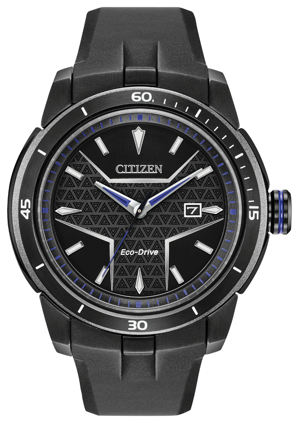 Marvel Black Panther timepiece by Citizen