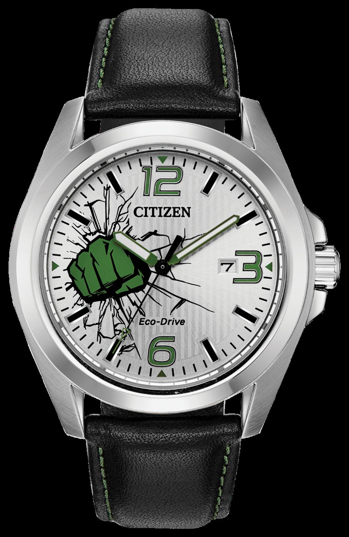 The Marvel Hulk watch by Citizen