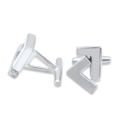 925s Seven Large Cuff Links