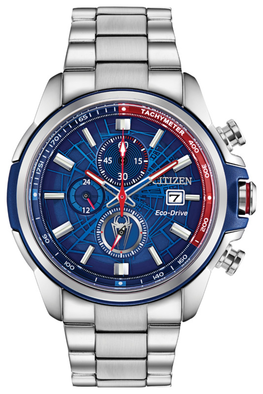 The Marvel Spider-Man watch by Citizen