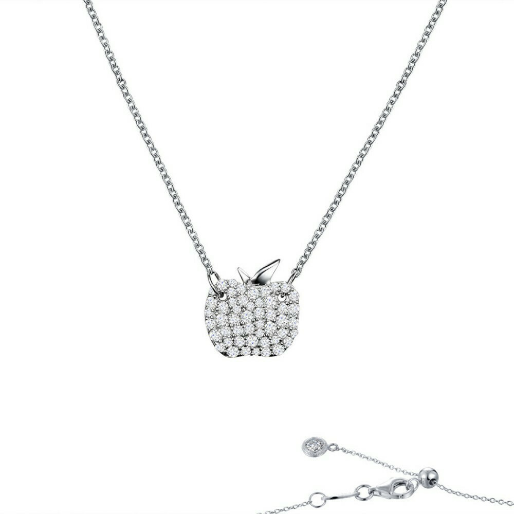 The Big Apple Necklace