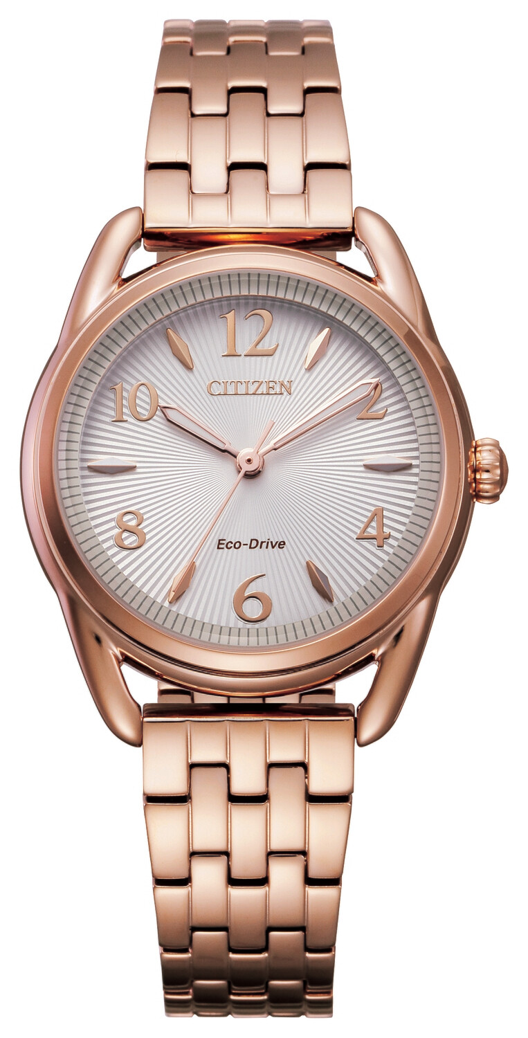 Citizen Drive Rose-stainless Steel watch