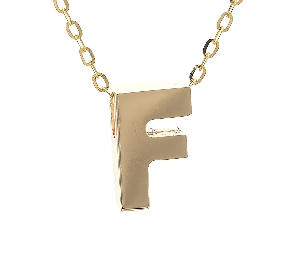 14kyg Initial Letter F