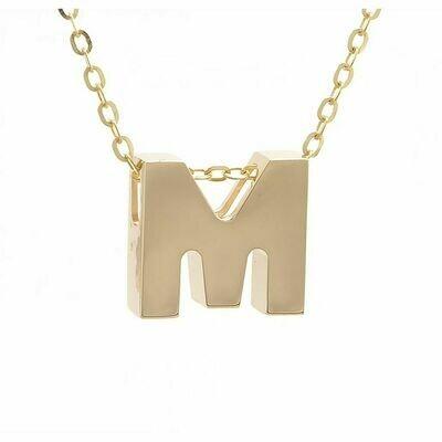 14kyg Initial Letter M