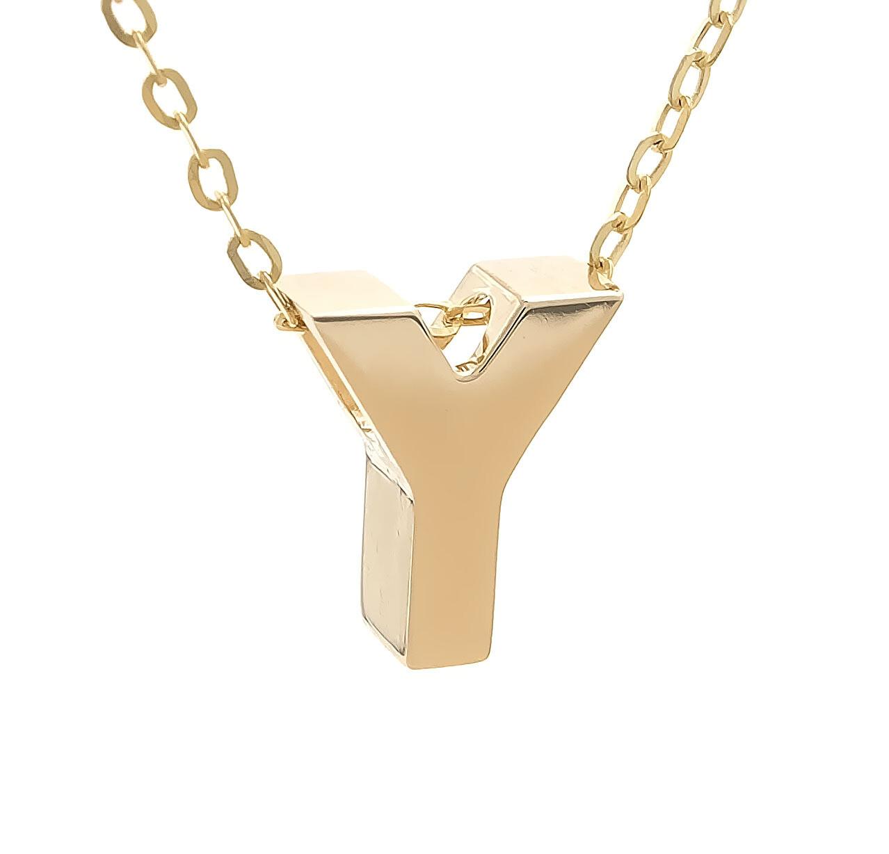 14kyg Initial Letter Y