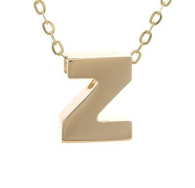 14kyg Initial Letter Z