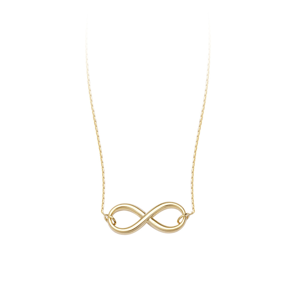 Neck Lobster Infinity Necklace