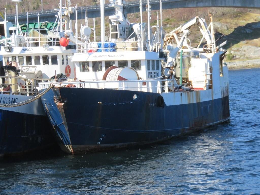 April 2018  Atlantic Navigator
