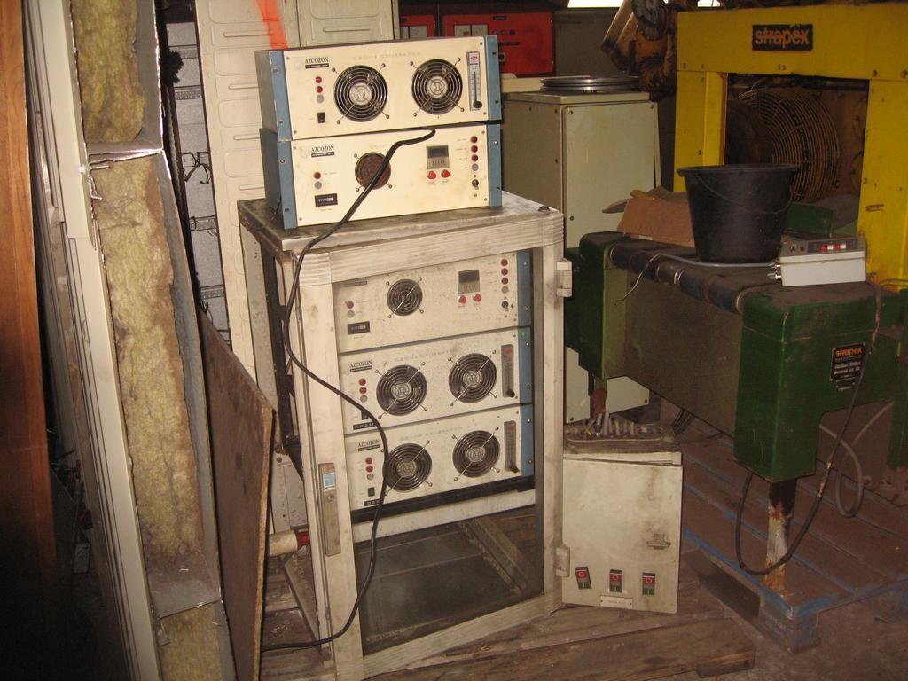 Div. utstyr - Ozon anlegg