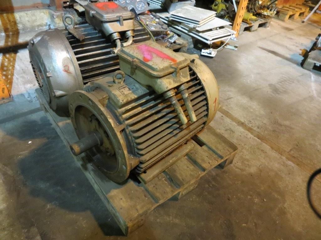 1. El motorer - 45kw 380v 2970o/m