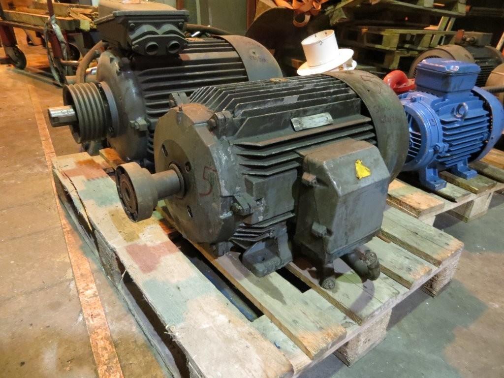 5. El motorer - 30kw 220/380v