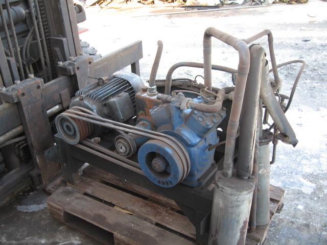 1. Frys/kjøle utstyr-kompresorer