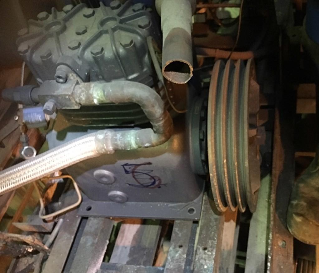5. Frys/kjøle utstyr-kompresorer