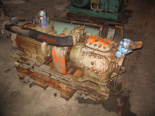 34. Frys/kjøle utstyr-kompresorer - DWM  Copeland