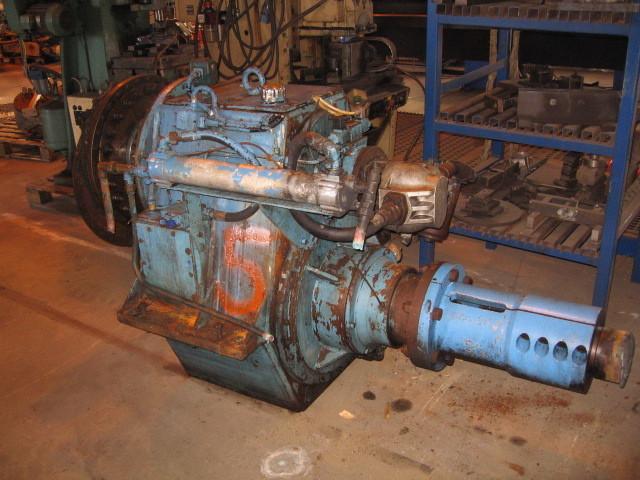 5. Gear boxes - Finnøy  type G42F