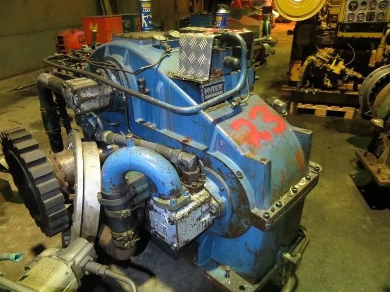 23. Gear boxes - Hytek front gir m/pumper