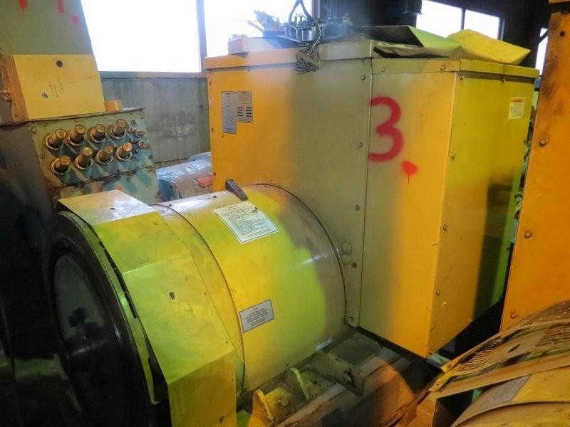 3. Generatorer - Cat 750kva 220 volt