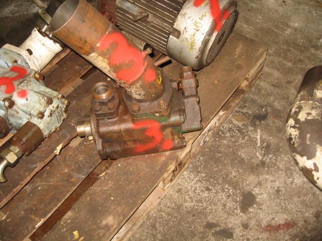 3. Hydraulik pumper - Vickers
