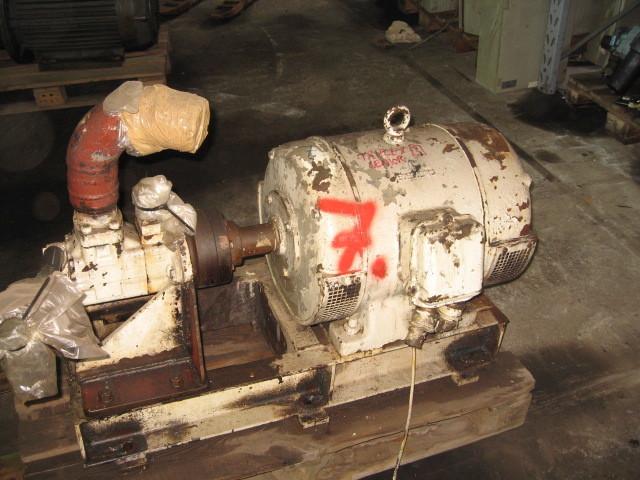 7. Hydraulik pumper - Vickers 2520V21A8 1CC 10