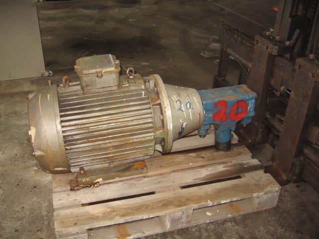 20. Hydraulik pumper - Vickers 4536V 42A 30