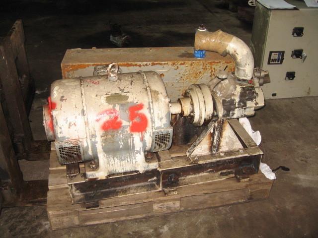 25. Hydraulik pumper - Sperry Vickers dobbel 3520V