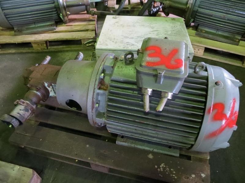 36. Hydraulik pumper - Denison T6DC B35 B14 1R00B1
