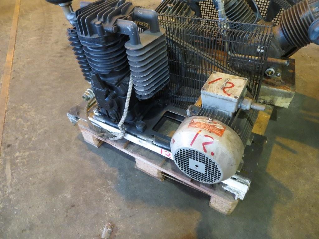 12. Luft kompressorer - Arb luft kompressor 4kw 220/440v