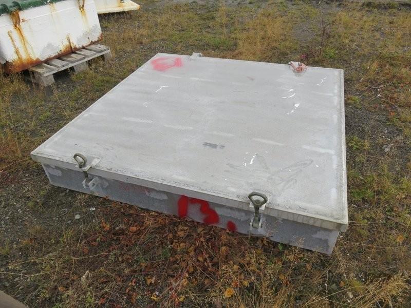 13. Luker , Nedganger & Skap - 150x150 cm
