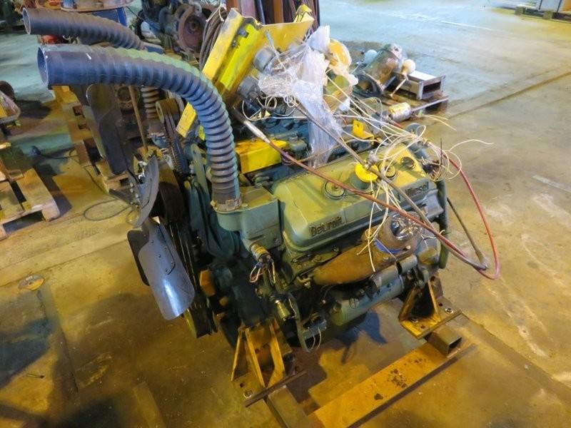 16. Motor og Generator sett - GM Detroit  V6-71