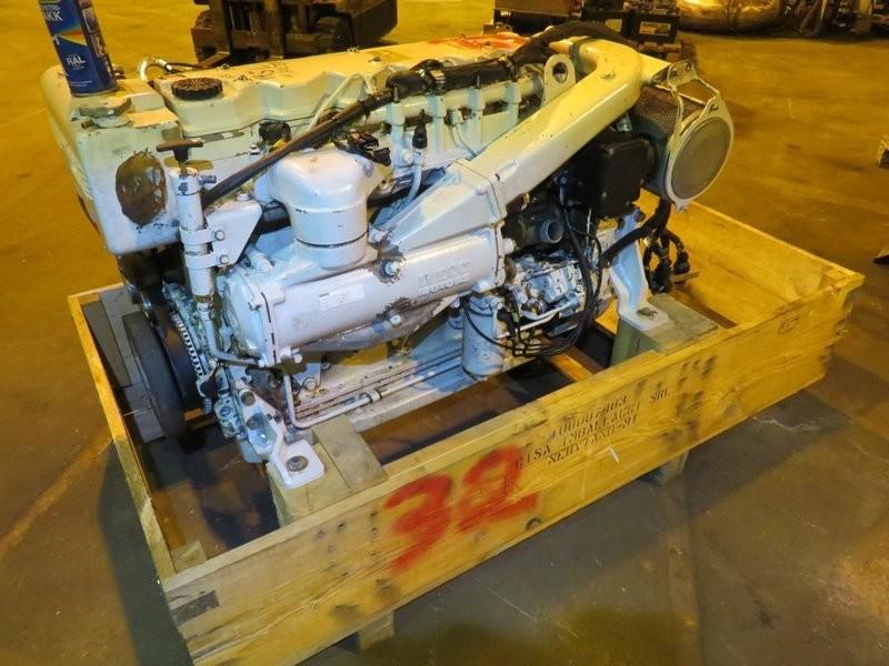 32. Motor og Generator sett - Iveco
