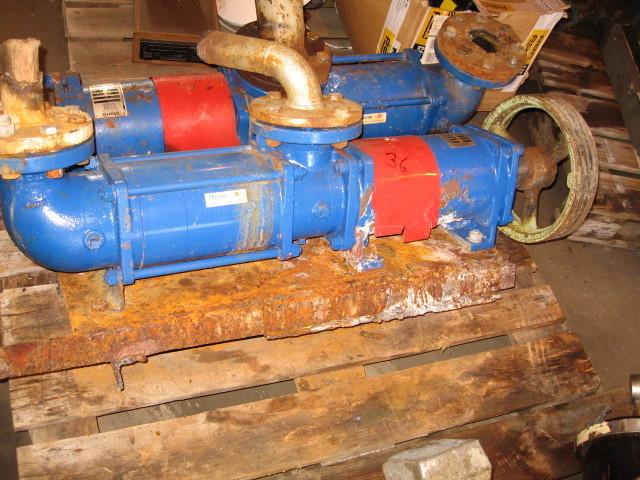 36. Pumpe, Brann-Lense-Spyle - MONO pump