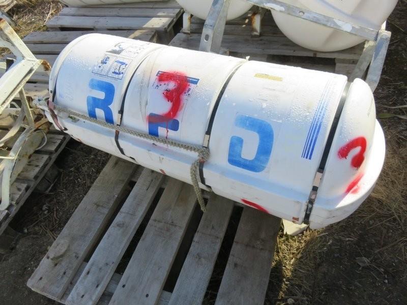 3. Redningsflåter - RFD 8 pers