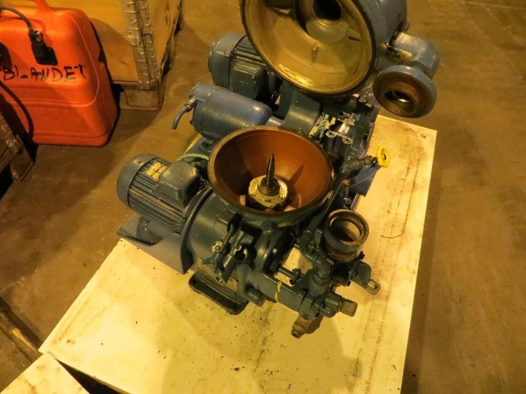 4. Seperatorer - Alfa-laval MB1323P