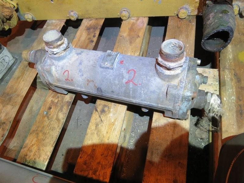 2. Varmevekslere - Bowman FG-100, 42x13cm