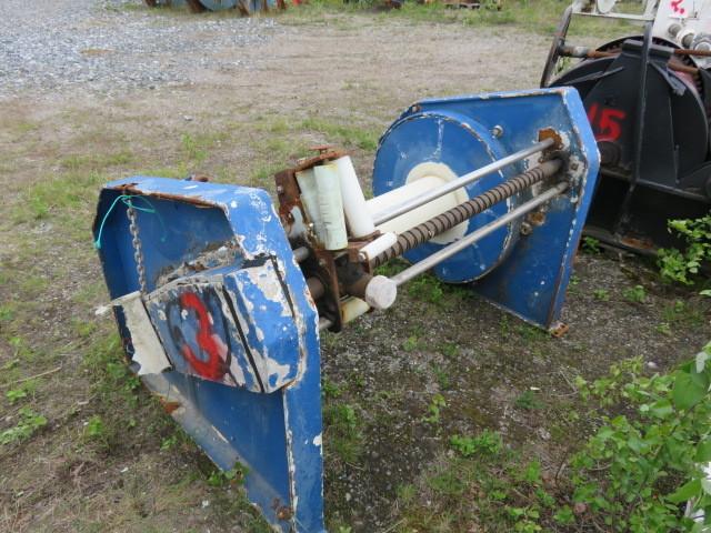 3. Winsjer - Trommel  74x112cm, ca 2-3tonn