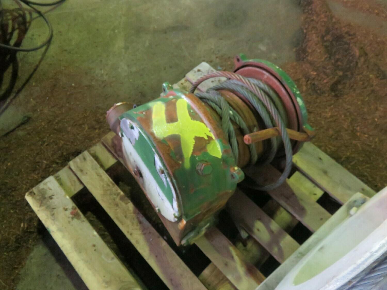4. Winsjer - trommel B=22  Dia=27cm