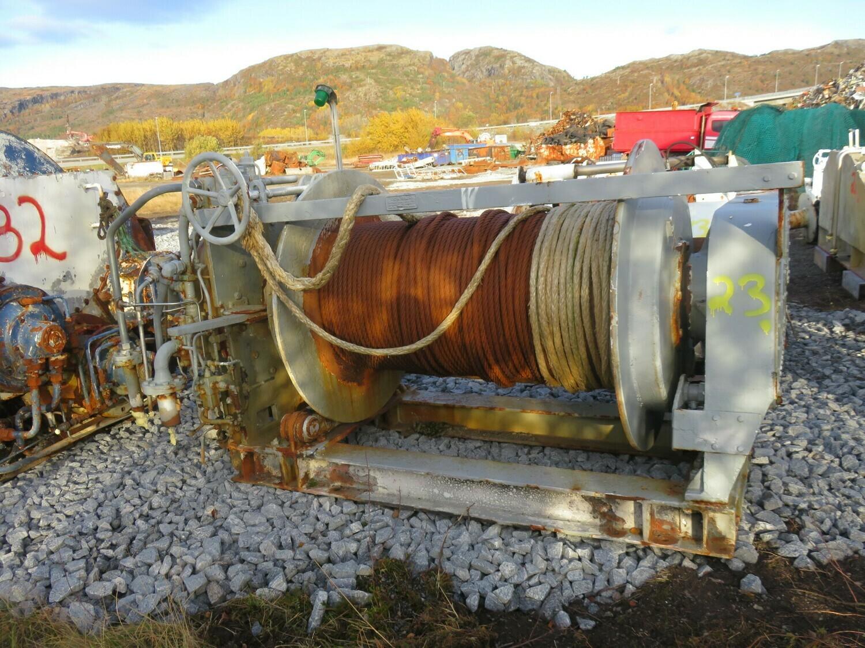 23. Winsjer - Karm 25-30 tonn