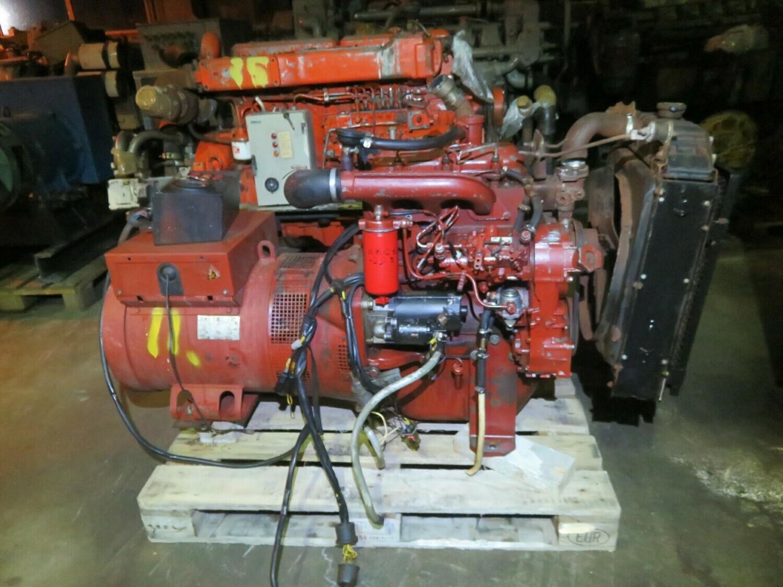 11. Motor og Generator sett - Iveco generator sett