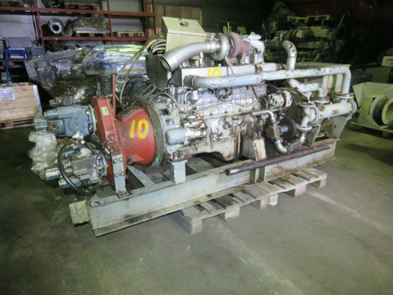 10. Motor og Generator sett - Mitsubishi     Hargo