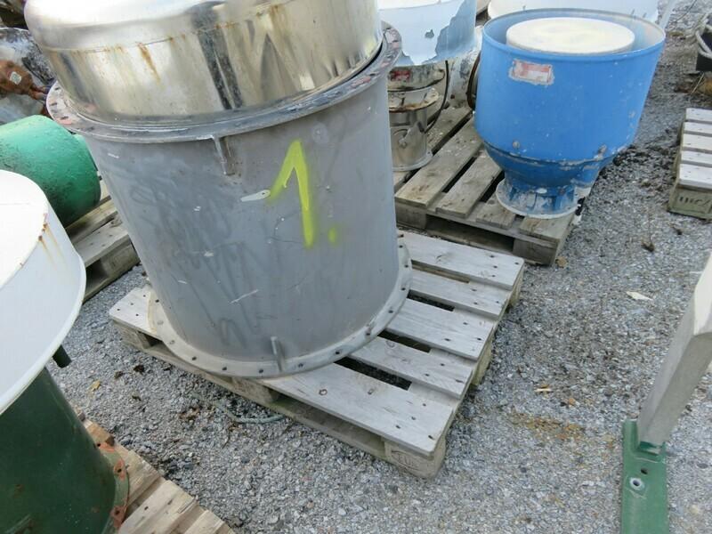 1. Vifter & Lufting - 1 stk vifte ubrukt, år 2008