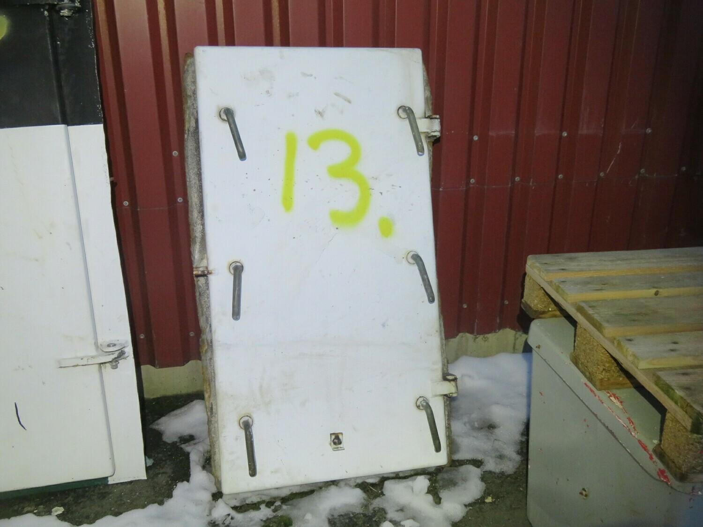 13.Dører m/ Ramme
