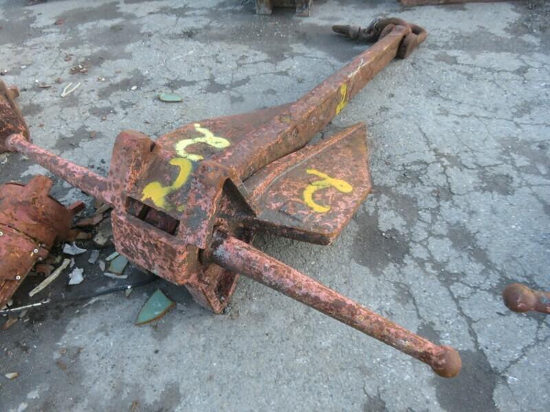 Anker & Kjetting   2 -860 kg